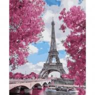 Картина по номерам BrushMe 40*50см Магнолия в Париже (GX29271)