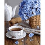 Картина по номерам BrushMe 40*50см Чашечка весны (GX34825)
