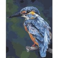 Картина по номерам BrushMe 40*50см Тропическая птица (GX35762)