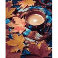 Картина по номерам BrushMe 40*50см Согревающее какао (GX29417)