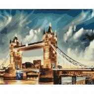 Картина по номерам BrushMe 40*50см Тауэрский мост акварелью (GX35864)