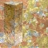 Поталь в хлопьях микс золото-серебро-медь 1.5 г