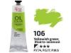 Краска масляная ROSA Gallery 100 мл 106 Желто-зеленая