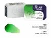 Краска акварельная ROSA Gallery кювета 2,5 мл 728 Зеленая травяная