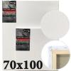 Холст на подрамнике Monet итальянский хлопок среднее зерно 70*100 см (MN70100)