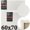 Холст на подрамнике Monet итальянский хлопок среднее зерно 60*70 см (MN6070)