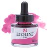 Краска акварельная жидкая Ecoline 350 Фуксия