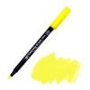 Маркер акварельный Koi кисточка (003) Желтый