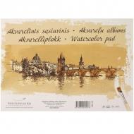 Склейка для акварели А3 SMILTAINIS Gold 200 г/м2 10 л. (3AS-10)