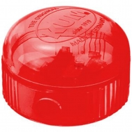 Точилка KUM с контейнером пластик красная п-бег (210K Ice red)