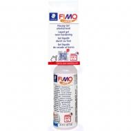 Полимерная глина (пластика) - гель Fimo Жидкая 50 мл (8050-00 BK)