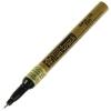Маркер Pen-Touch Золото тонкий (EXTRA FINE) 0.7мм Sakura