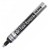 Маркер Pen-Touch Серебро средний (MEDIUM) 2.0мм Sakura
