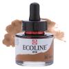 Краска акварельная жидкая Ecoline 416 Сепия