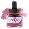 Краска акварельная жидкая Ecoline 441 Коричнево-красная