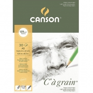 Альбом для эскизов Canson C a grain 125 г/м2 A5 30 л (0060-608)