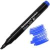 Маркер перманентный SCHNEIDER MAXX 163 1-4 мм синий