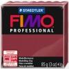 Пластика Fimo Professional 85г (023) Бордовая (8004-23)