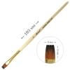 Кисть профессиональная синтетическая Monet 101F плоская №4 (M101F4)