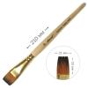 Кисть профессиональная синтетическая Monet 101F плоская №20 (M101F20)