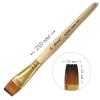 Кисть профессиональная синтетическая Monet 101F плоская №24 (M101F24)