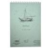 Альбом для эскизов белая бумага SMILTAINIS AUTHENTIC 120л А4 80г/м2