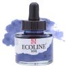 Краска акварельная жидкая Ecoline 506 Ультрамарин темный
