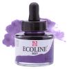 Краска акварельная жидкая Ecoline 507 Ультрамарин фіолетовий