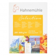 Блок для акварели Hahnemuhle Selection 24х32 200-600г 12 л. (10628001)