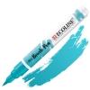 Маркер Ecoline Brushpen с жидкой акварелью Royal Talens, (522)Бирюзовая синяя