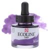 Краска акварельная жидкая Ecoline 548 Сине-фиолетовая