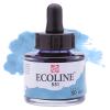 Краска акварельная жидкая Ecolinе 551 Небесно-голубая светлая
