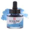 Краска акварельная жидкая Ecoline 578 Небесно-голубая