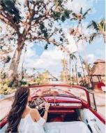 Картина по номерам BrashMe 40*50см Улицами Кубы
