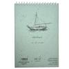 Альбом для эскизов белая бумага SMILTAINIS AUTHENTIC 70л А5 80г/м2