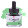 Краска акварельная жидкая Ecoline 600 Зеленая