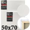 Холст на подрамнике Monet итальянский хлопок среднее зерно 50*70 см (MP5070)