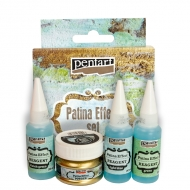 Набор материалов для создания эффекта патины Pentart
