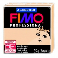 Пластика Fimo professional doll art песочная 85г