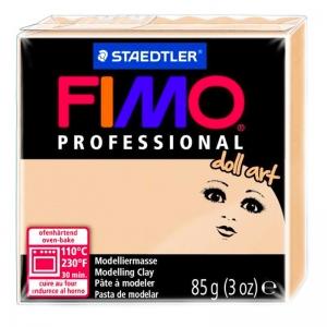 Пластика Fimo professional doll art песочная 85г