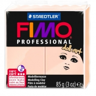Пластика Fimo professional doll art розовая 85г