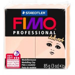 Пластика Fimo professional doll art розовая 85г