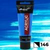 Краска акриловая Monet 75мл (146) Голубое озеро флуоресцентный  (71175146)