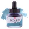 Краска акварельная жидкая Ecoline 640 Сине-зелёная