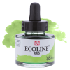 Краска акварельная жидкая Ecoline 665 Ярко-зеленая