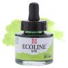 Краска акварельная жидкая Ecoline 676 Травяная зеленая