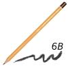 Карандаш графитный Koh-i-Noor 1500 6В