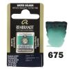 Краска акварельная Rembrandt 1,8 мл кювета (675) Зеленая ФЦ (05866751)