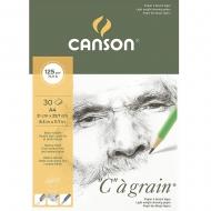 Альбом для эскизов Canson C a grain 125 г/м2 A4 30 л (0060-605)