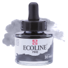 Краска акварельная жидкая Ecoline 700 Чорная